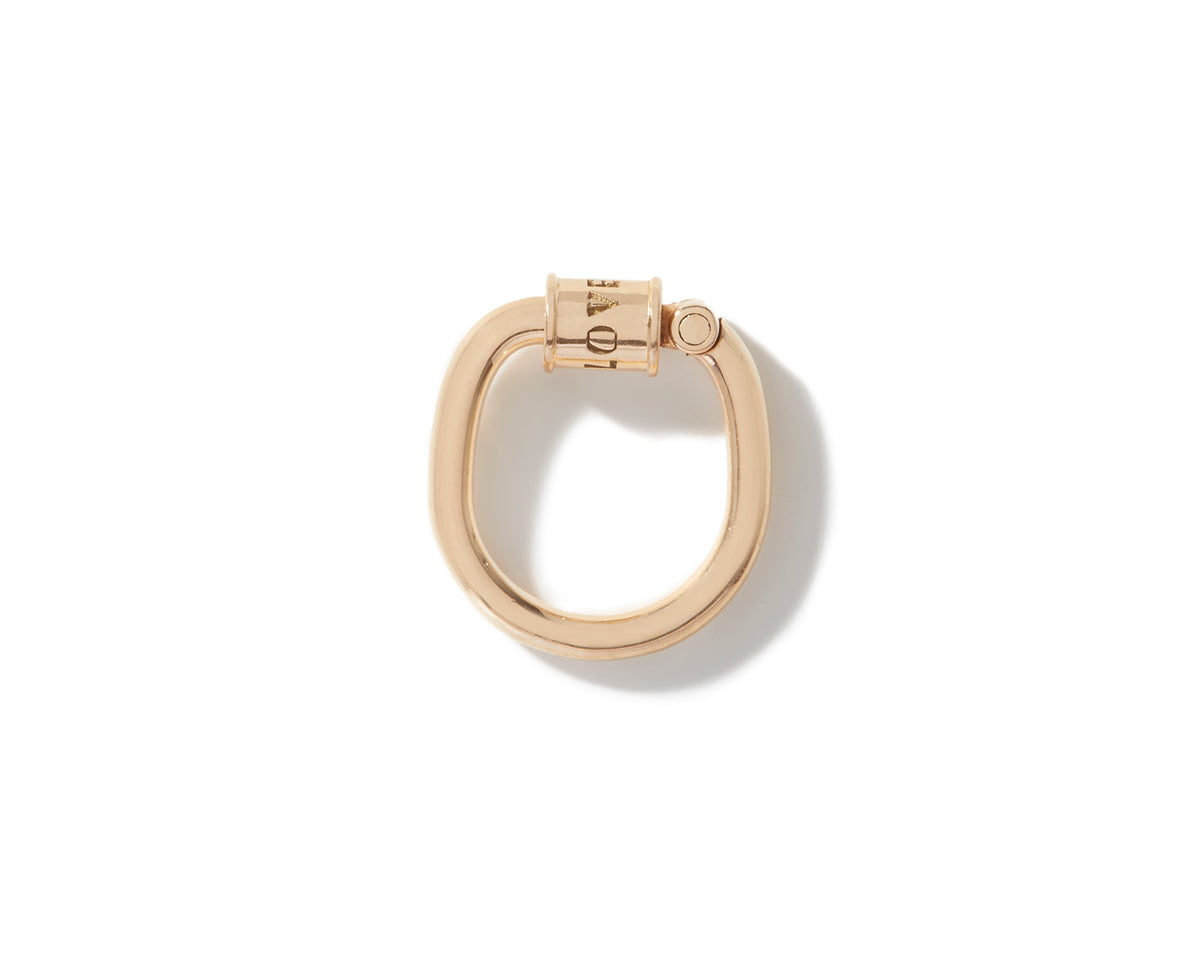 The Words Trundle Lock Ring