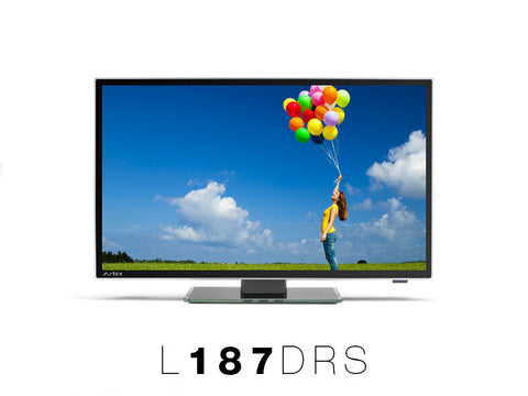 "18.5"" 12V High Definition Television / DVD Player"