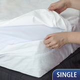 SPECIAL! Mattress Cover Single + Duvet Cover Single + Pillowcover