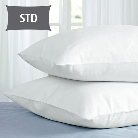 Dust Mite Allergen Barrier Pillow Protector