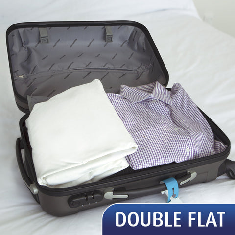 Travel Sheet - Double Flat Sheet - On Back order - ETA February