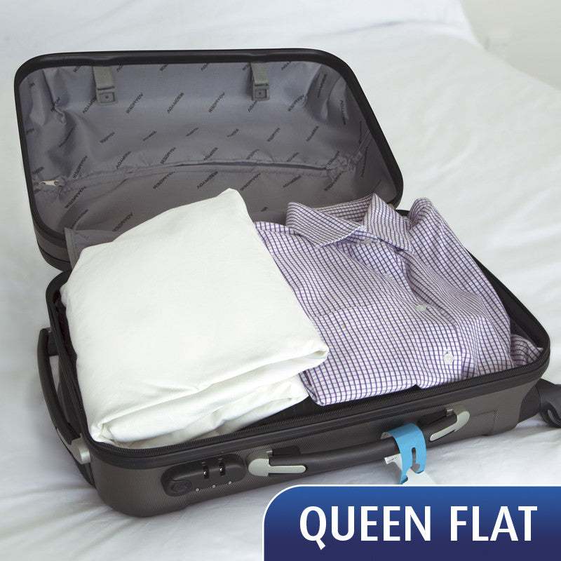 Travel Sheet - Queen Flat Sheet