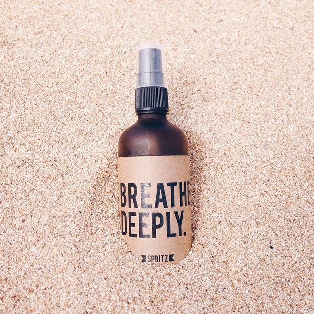 Happy Spritz - Breathe Deeply Spritz