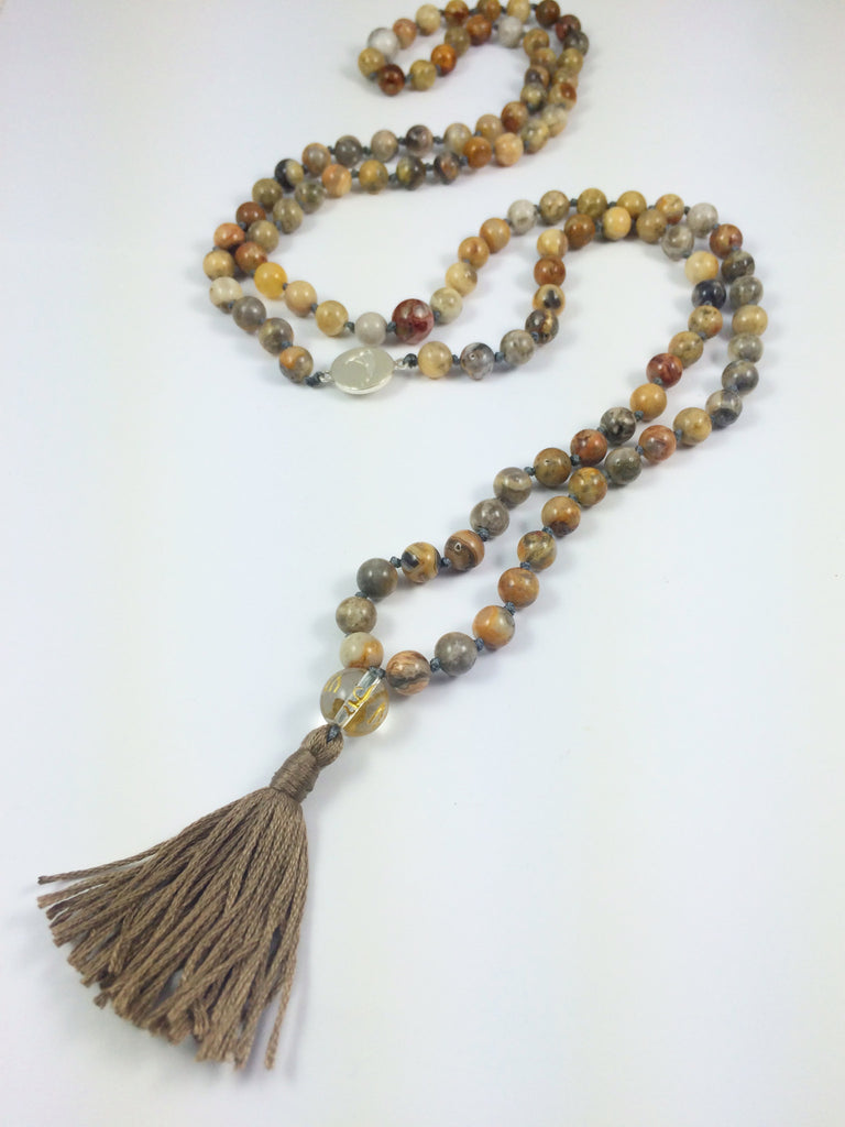 Nantucket Cobblestone Mala