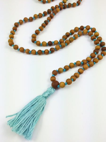 Sandalwood Mini Mala