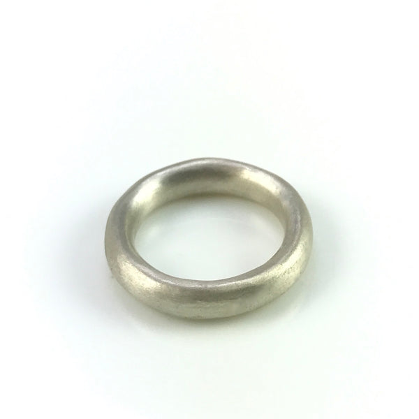 Hand-made ring, size 7.25