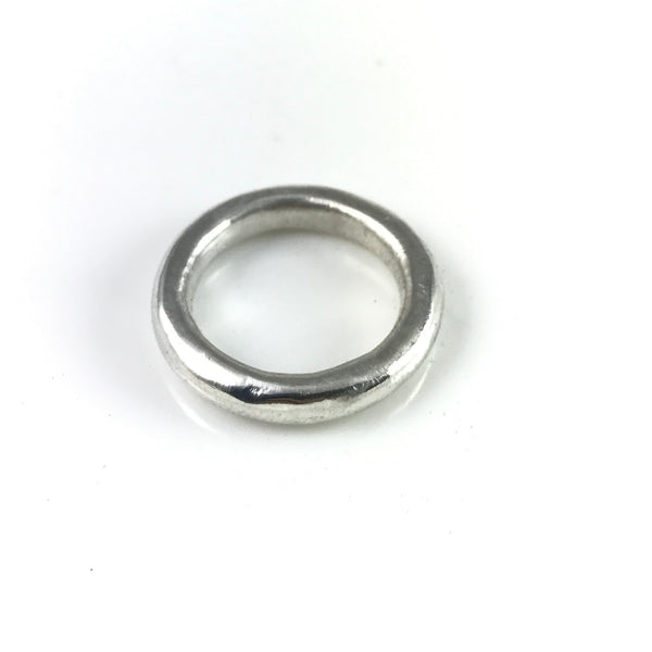 Hand-made ring, size 7
