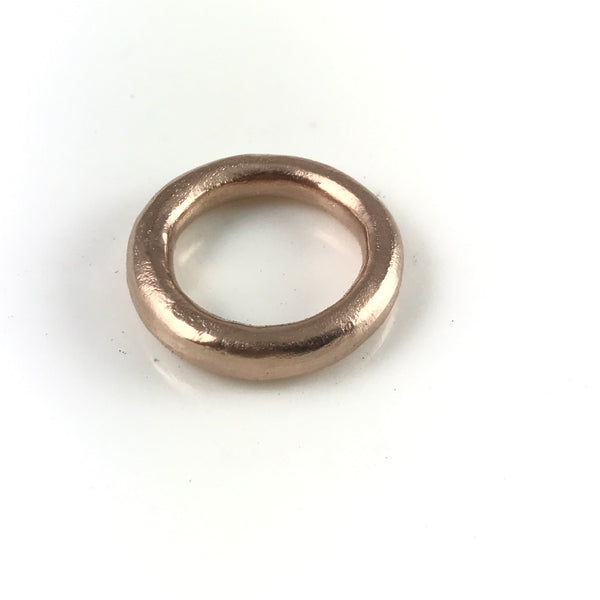 Hand-made ring, size 5