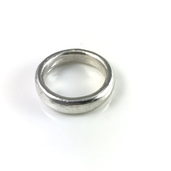 Hand-made ring, size 10.5