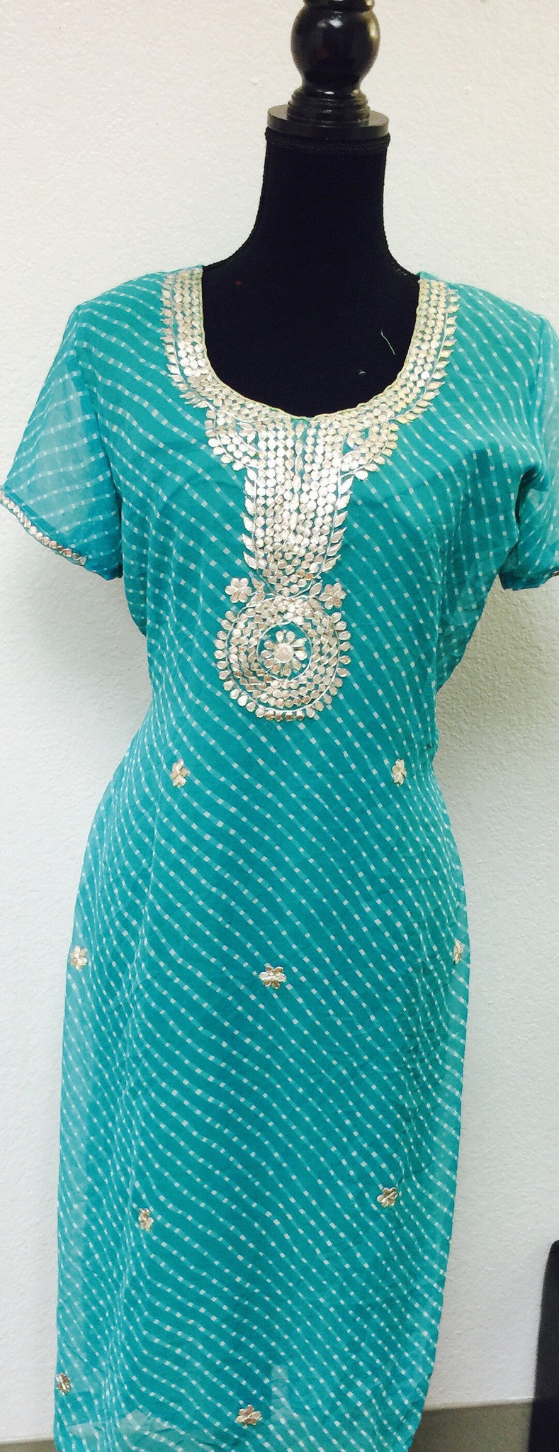 Fdn0158 B embroidered kurta