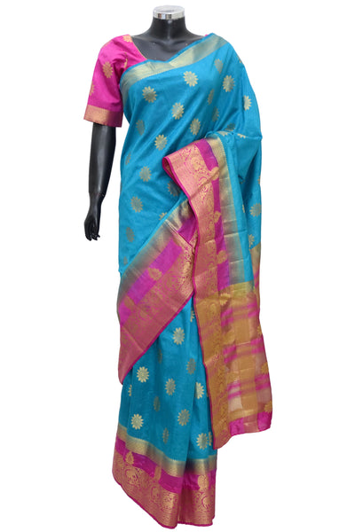 Silk saree #fdn1540-211