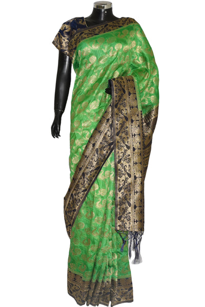 Banarsi silk saree #fdn1238-401