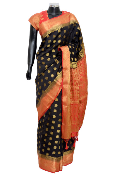 Silk saree #fdn2033-301