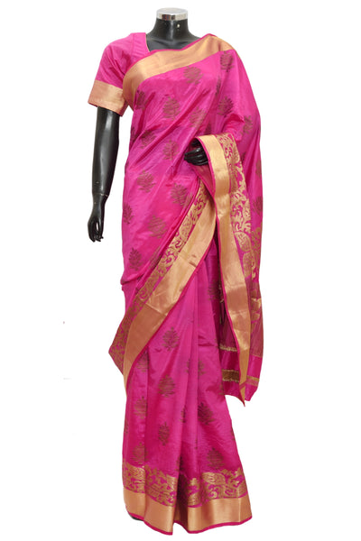 Banarsi silk saree fdn1345-321