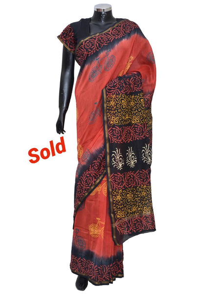 Cotton Saree #fdn9072-201