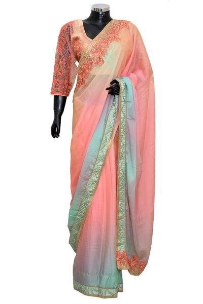 Party wear saree # fdn8033-351