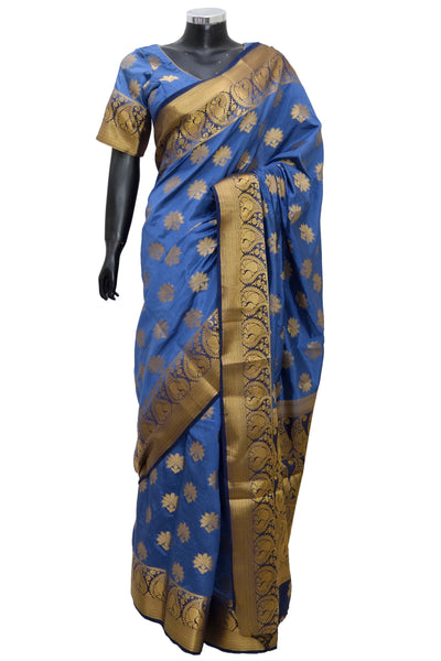 Silk saree #fdn1541-211