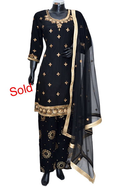 Party wear dress fdn5047-851