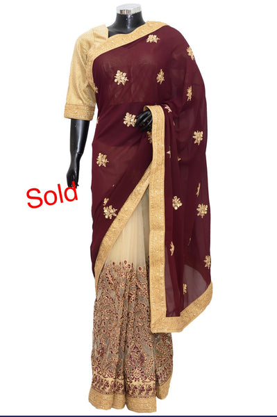 Party wear Saree #fdn3094-501