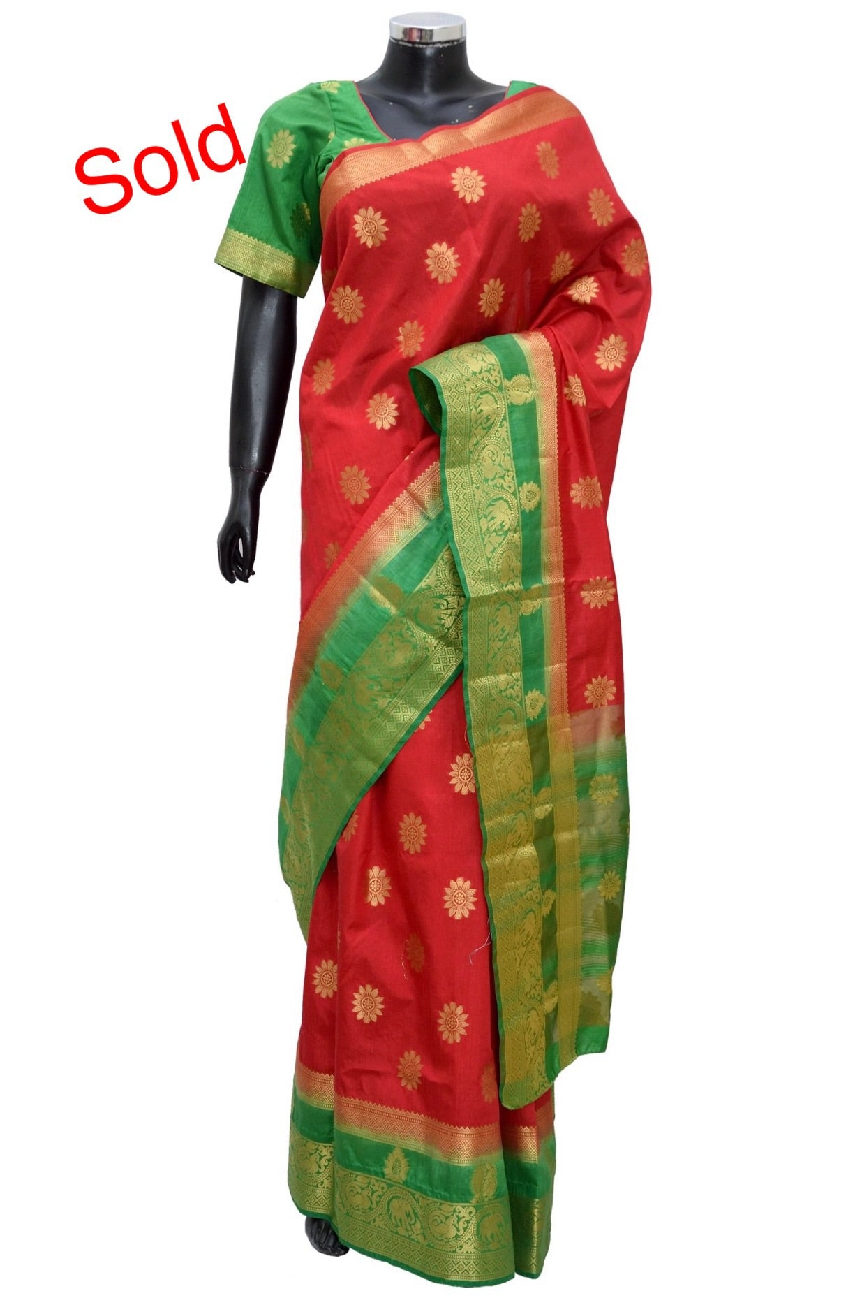 Silk saree #fdn1551-211