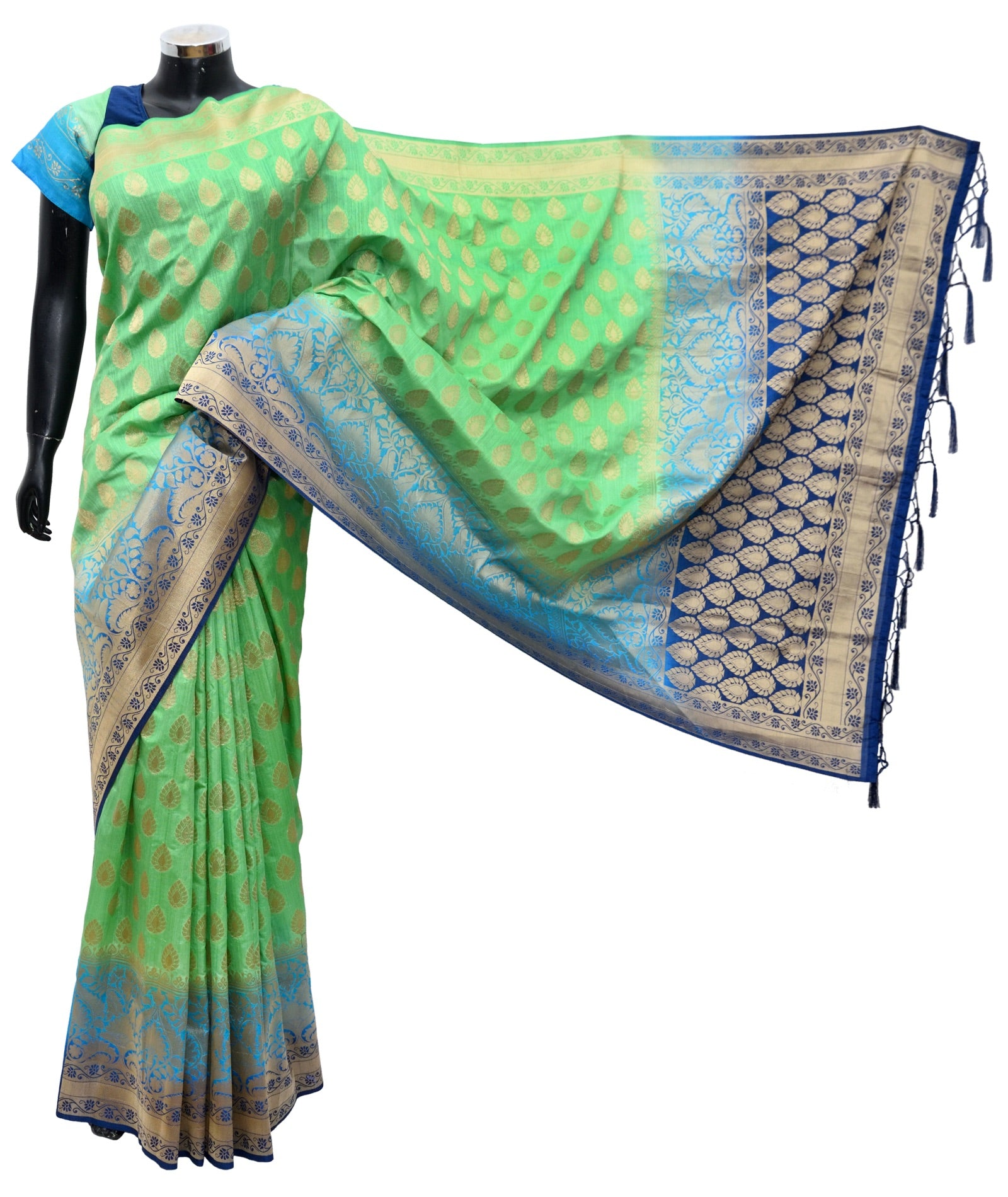Banarsi silk saree Fdn1005-361