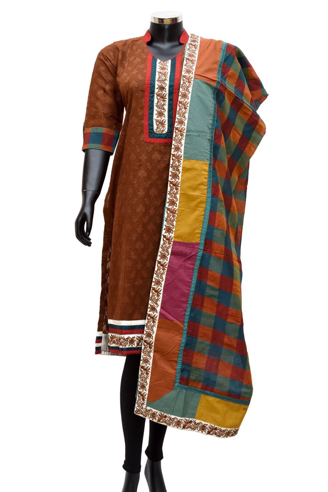 Embroidered kurta #fdn0349 /23