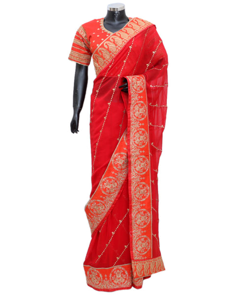Fancy saree #fdn8041-201
