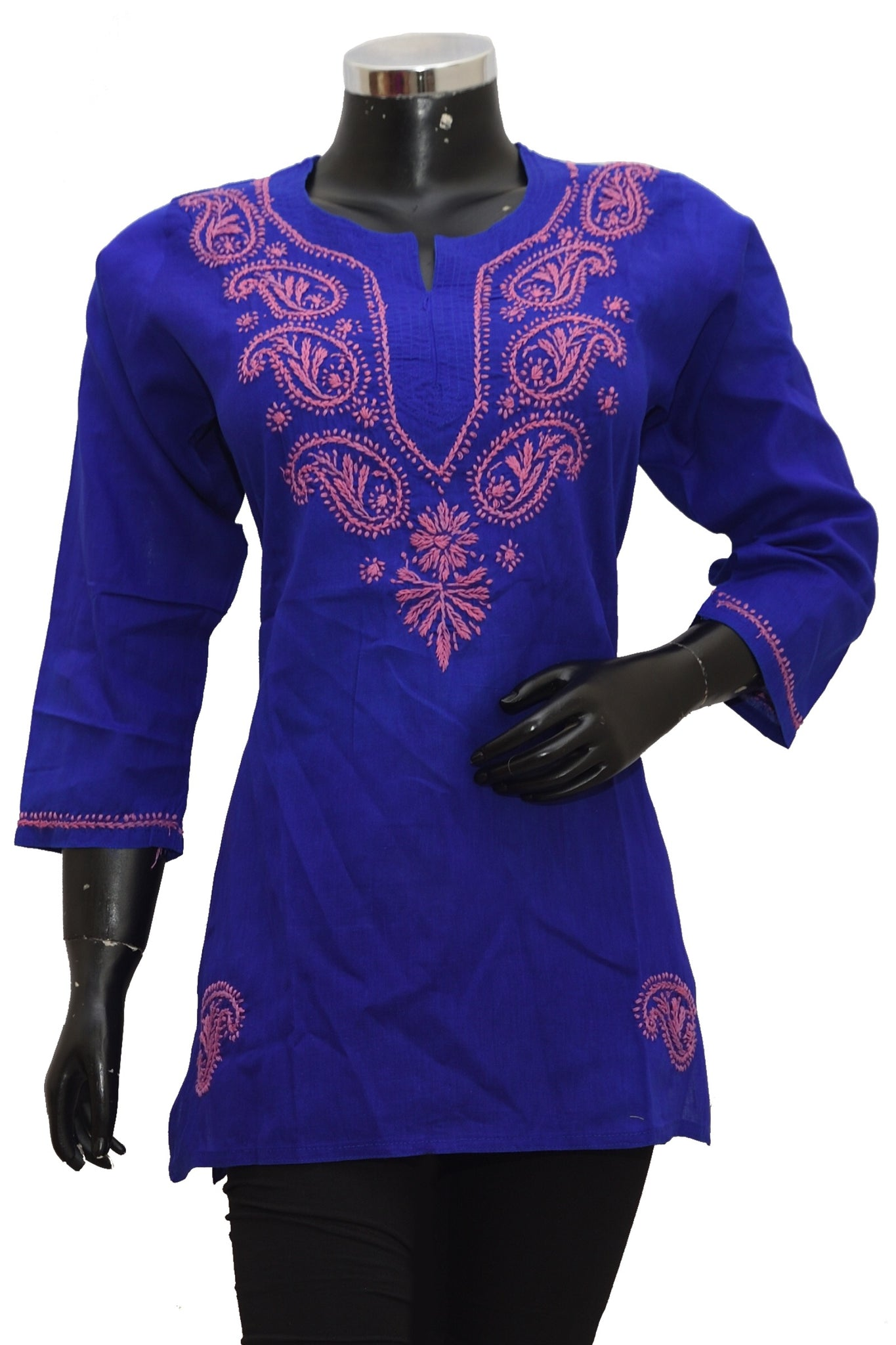 Embroidered kurti #fdn1398-81