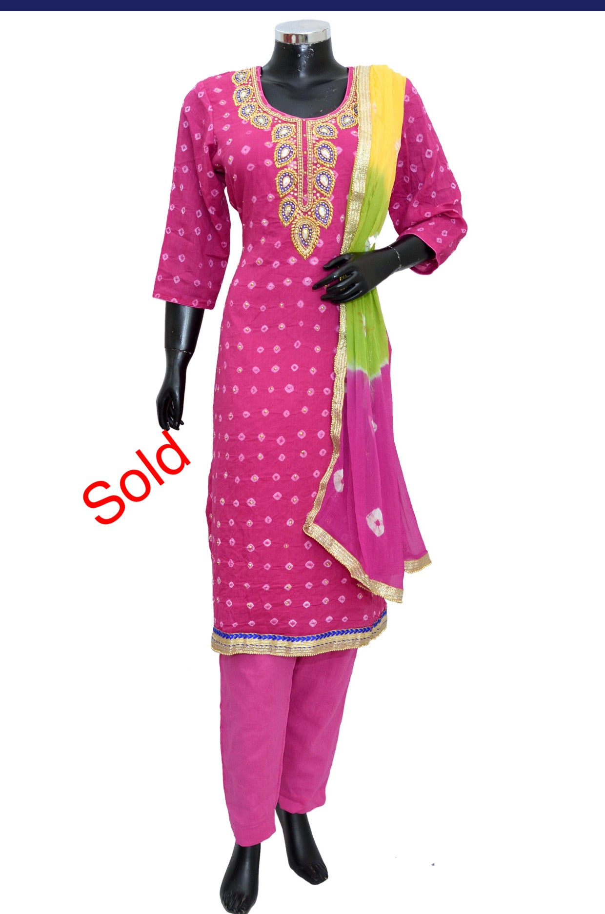 Ethnic wear#fdn4029-501