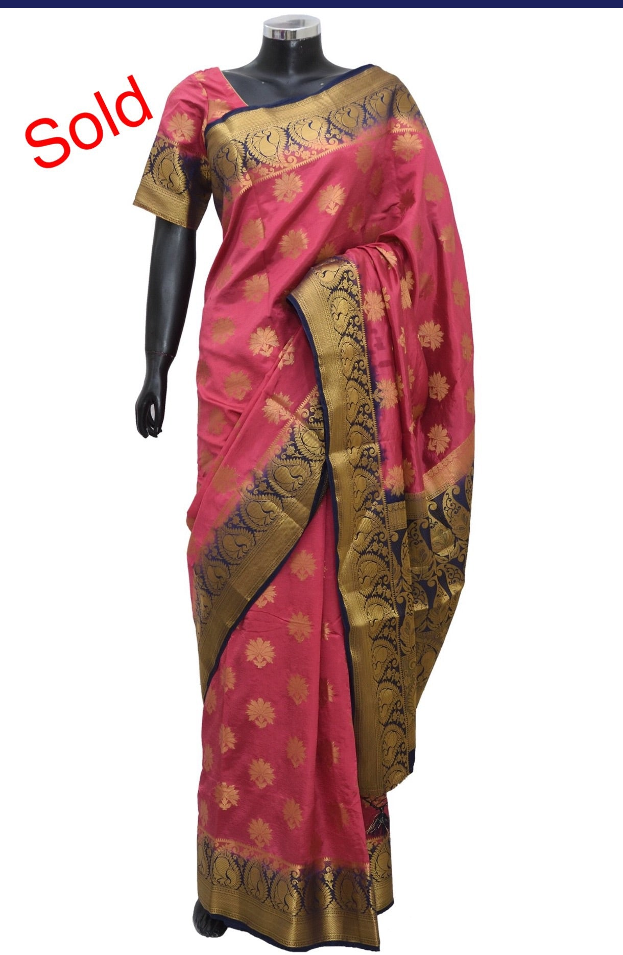 Silk saree #fdn1550-211