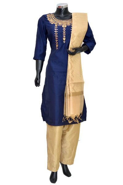 Ethnic embroidered palazzo set#fdn8095-401