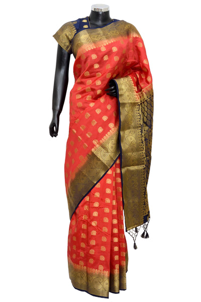 Silk saree #fdn2034-301