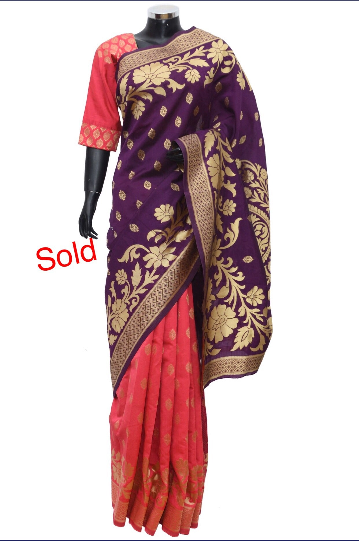 KANCHIVARAM art silk saree #fdn1060-321