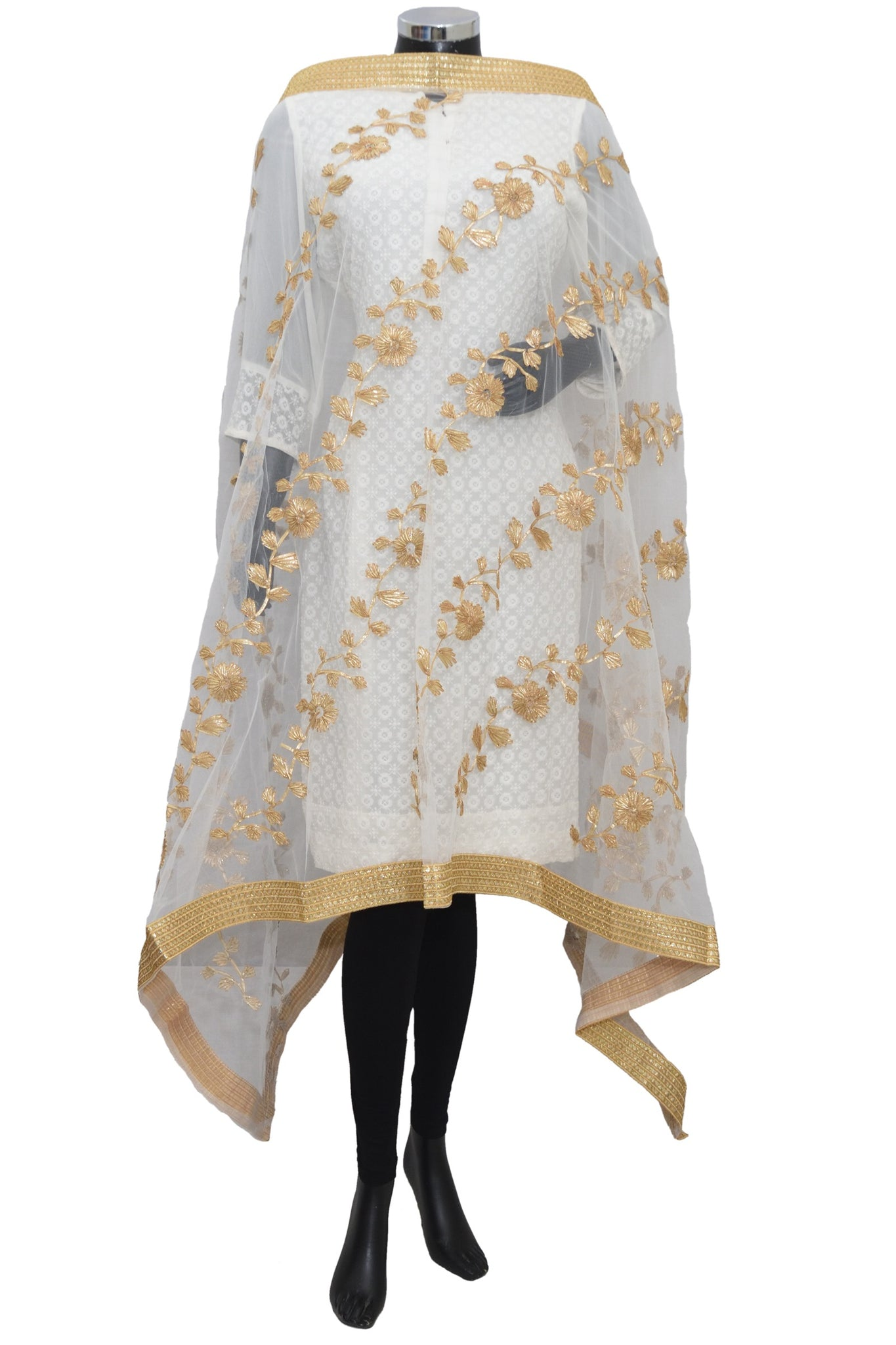 Fancy net dupatta # fan1751-111