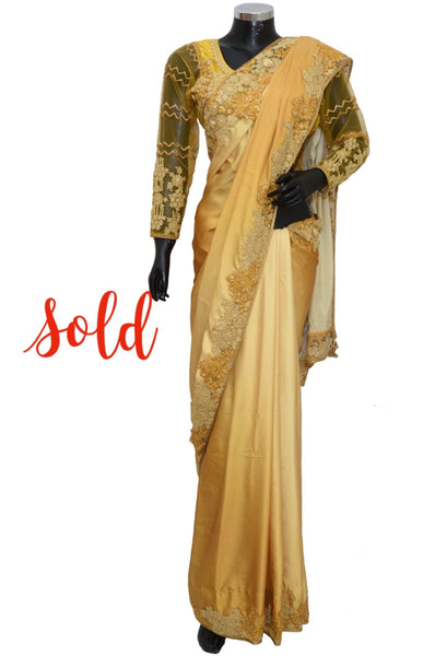 Party wear Saree #fdn8005-501