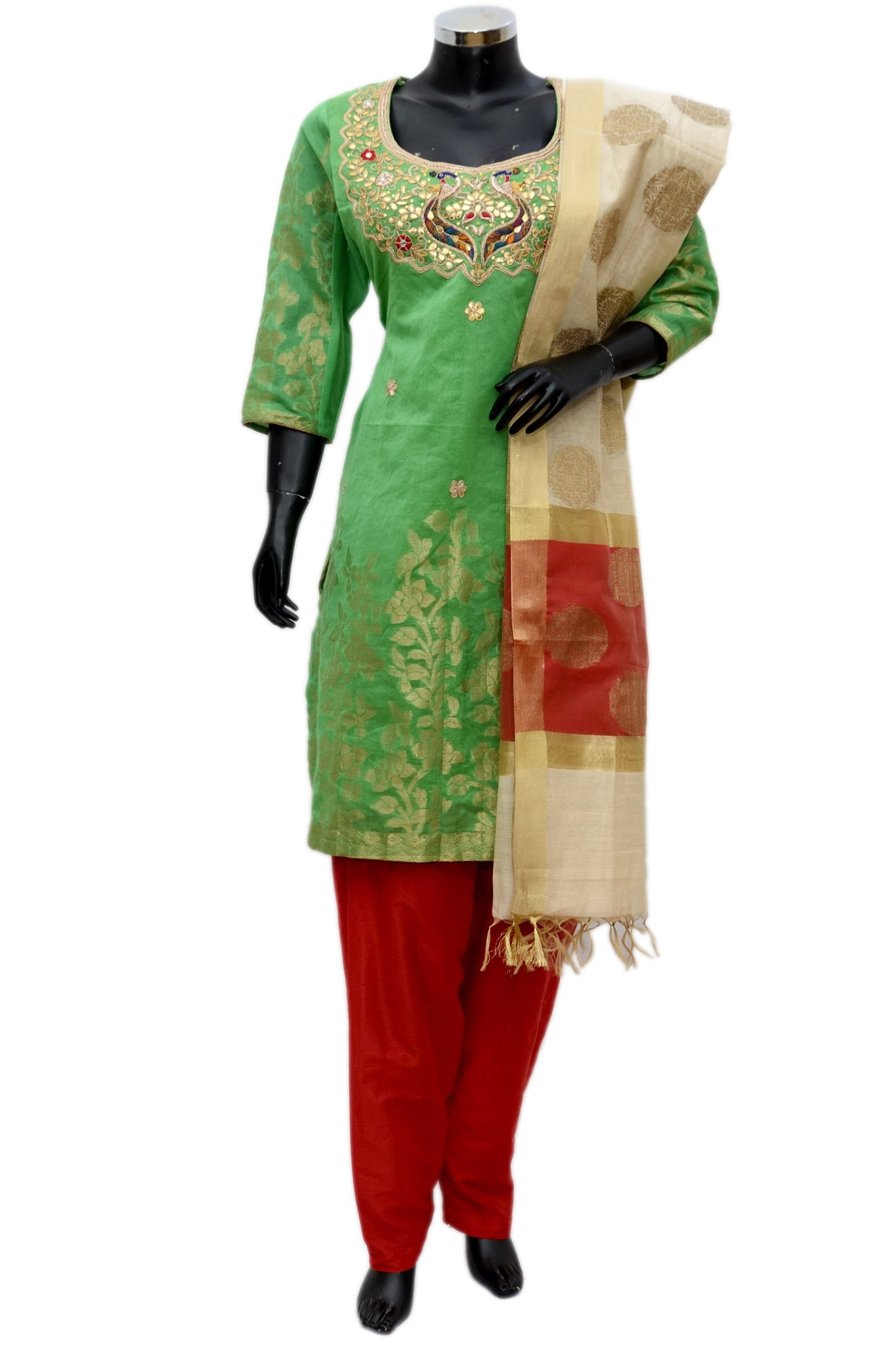 Chanderi silk full set #fdn709-251