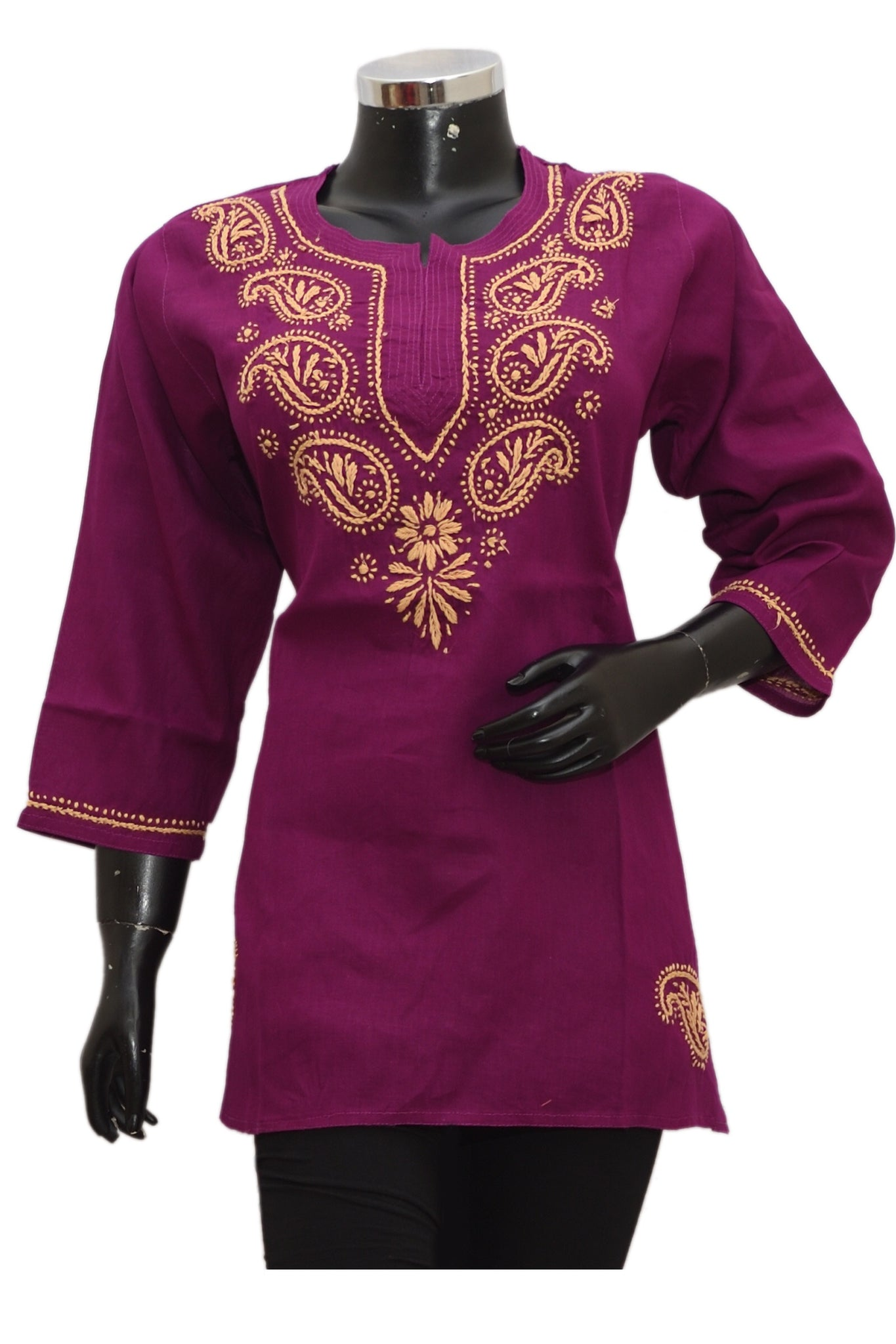 Embroidered kurti #fdn1397-81