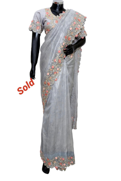 Party wear Saree #fdn8009-501