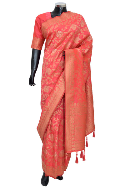 Soft silk party wear Saree #fdn8081-501