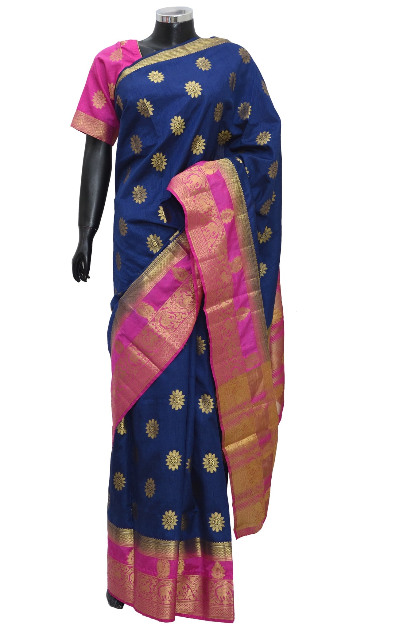 Silk saree #fdn1552-211