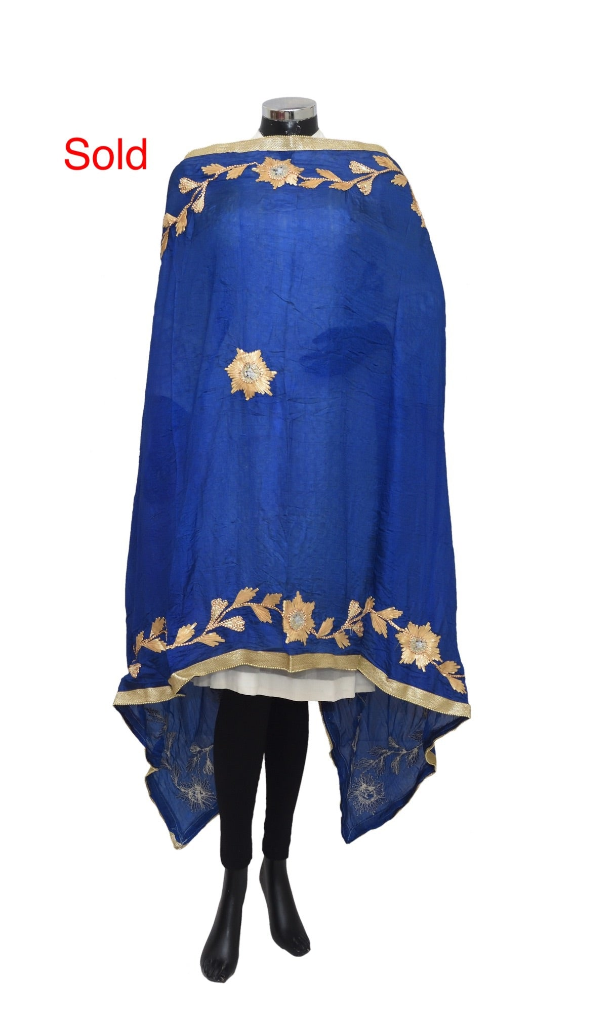 Embroidered duoatta #fdn3054-101