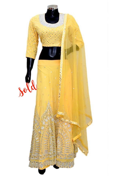 Heavy embroidered party wear #fdn4083-120-1