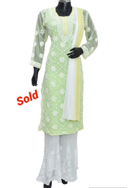Chikankari full set #901197-201