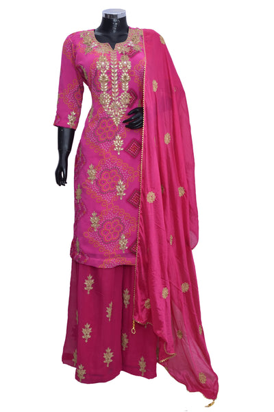 Sharara set #fdn901196-701