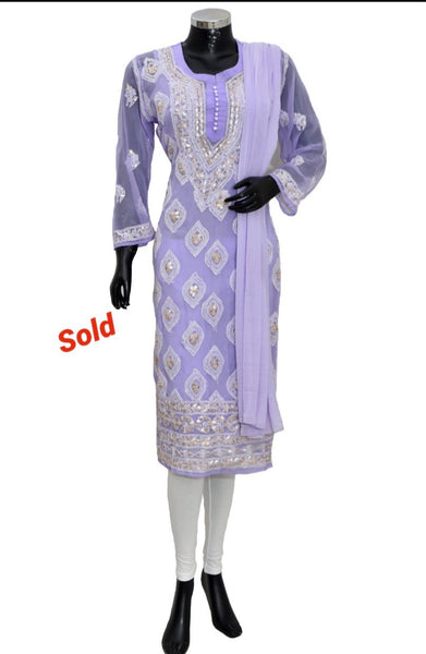 Chikankari full set #fdn901153-201