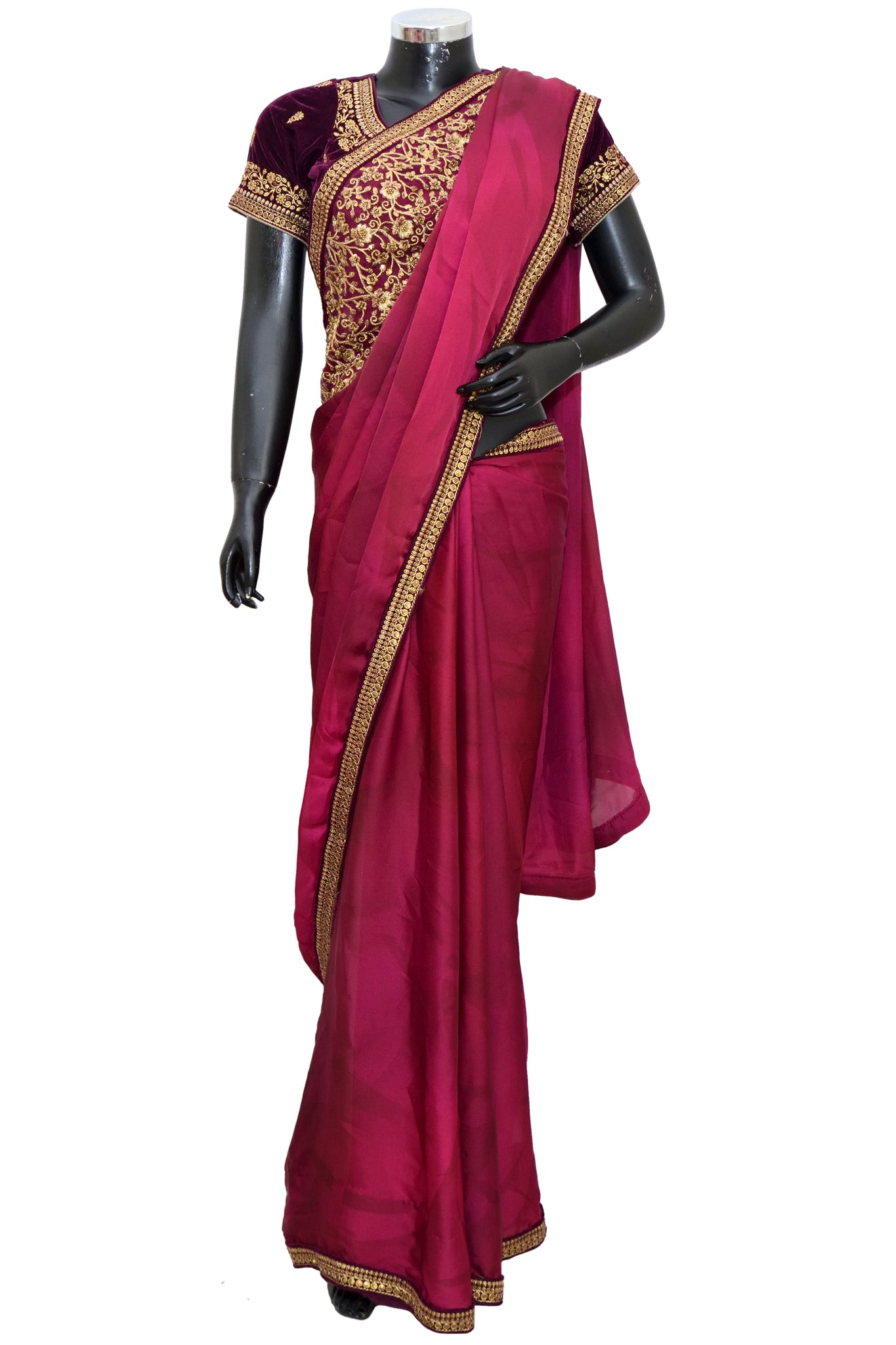 Party wear sarees #fdn8003-501