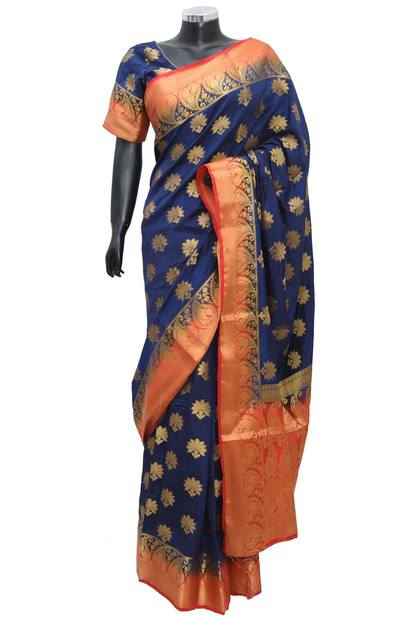Silk saree #fdn1546-211