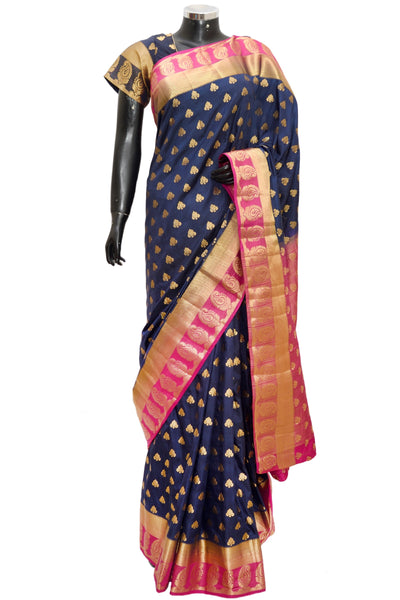 Banarsi silk saree fdn1346-321