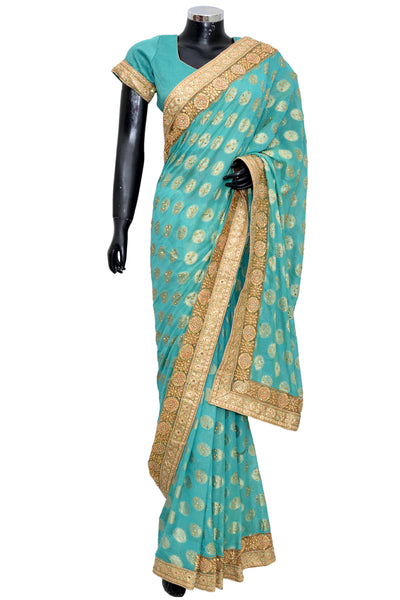 Fancy party wear Saree #fdn8057-501