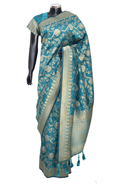 Soft silk saree #fdn8077-501